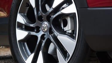 Vauxhall Grandland X - wheel