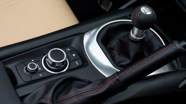 Mazda MX-5 1.5 - transmission