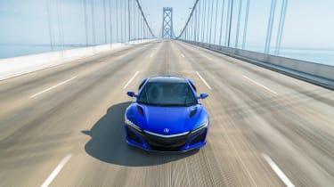 New Honda NSX 2015 bridge