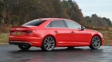 Audi S4 - rear static