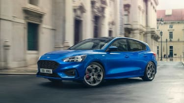 Ford Focus ST-Line - front