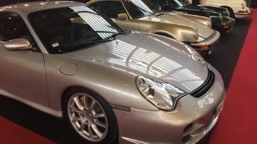 Retromobile - Porsche