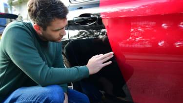 Long-term test review Peugeot 308 GTi - final report paint