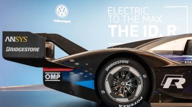 Volkswagen ID. R - wheel