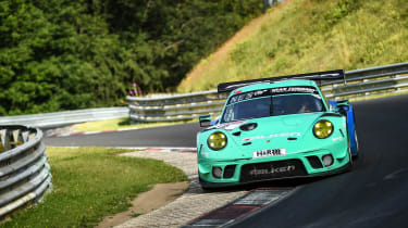 Nurburgring porsche