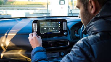 Richard Ingram does infotainment systems