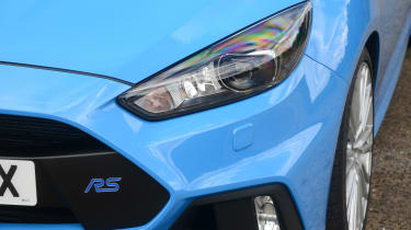 Ford Focus RS - front detail