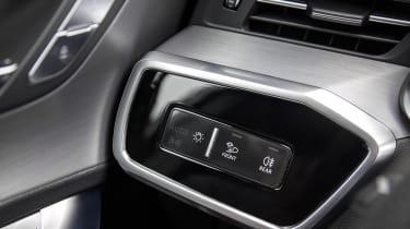 Audi A6 Avant - buttons