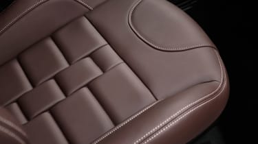 DS 3 Cafe Racer seats