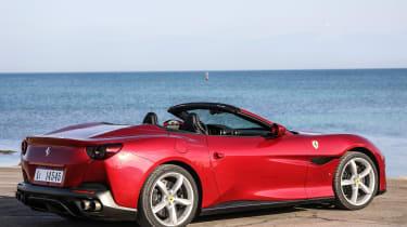 Ferrari Portofino - rear