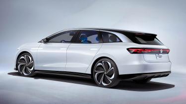 Volkswagen ID. Space Vizzion - rear