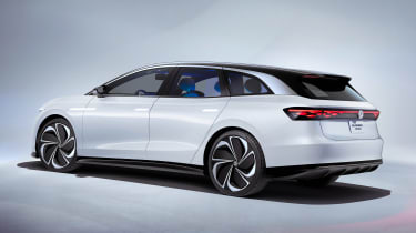 Volkswagen ID. Space Vizzion - rear