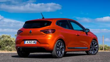 Renault Clio - rear static