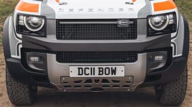 Bowler Defender Challenge - grille
