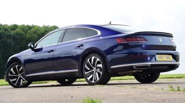 Used Volkswagen Arteon - rear