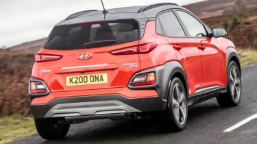Hyundai Kona review - rear