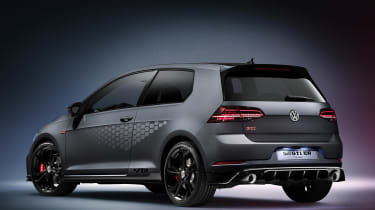 Volkswagen Golf GTI TCR - rear