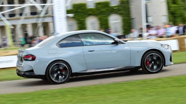 BMW 2 Series Coupe - Goodwood Festival of Speed 2021
