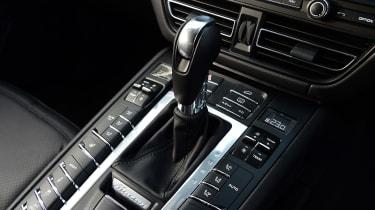 Porsche Macan - transmission