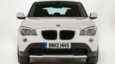 BMW X1 Mk1 - full front