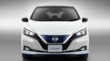 Nissan Leaf e+ - full front