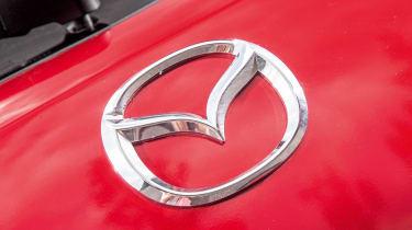 Mazda CX-3 - Mazda badge