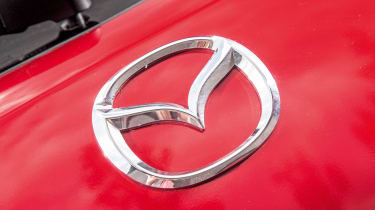 Mazda CX-3 - Mazda badge
