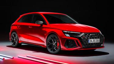 Audi RS 3 Sportback - front studio