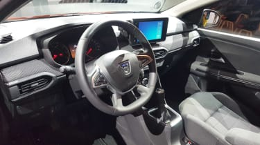 Dacia Jogger - Munich dash