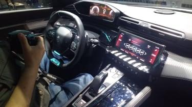 Peugeot Rifter - interior