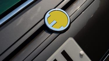 MINI Electric long termer - badge