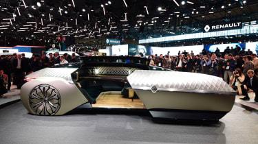 Renault EZ-Ultimo - Paris side