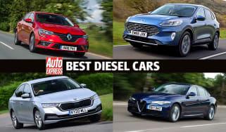 Best diesel cars 2021