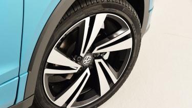 Volkswagen T-Cross - studio wheel