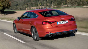 Audi S5 Sportback - rear