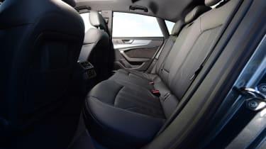 Audi A7 Sportback - rear seats