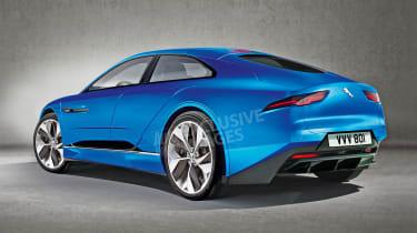 Jaguar 1+1 - rear (watermarked)