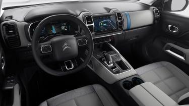 Citroen C5 Aircross Hybrid - interior