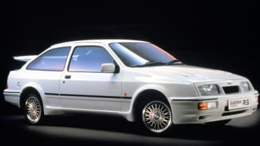 Best cars of the 80s: Ford Sierra