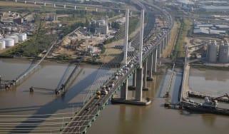 Dartford Crossing bridge