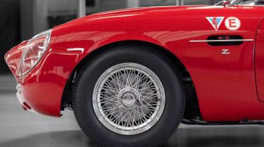 Aston Martin DB4 GT Zagato Continuation - wheel