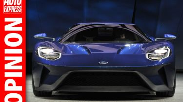 Opinion Ford GT