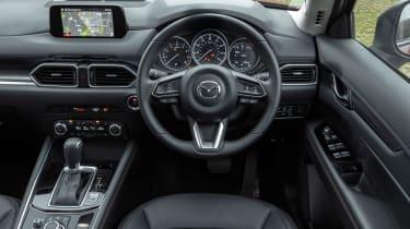 Mazda CX-5 2.0 - dash