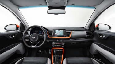 2017 Kia Stonic - interior