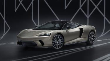 Mclaren GT MSO - Front