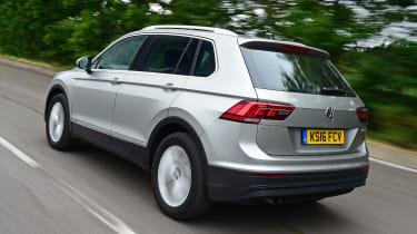 Volkswagen Tiguan - rear