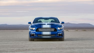 Shelby Mustang Super Snake front