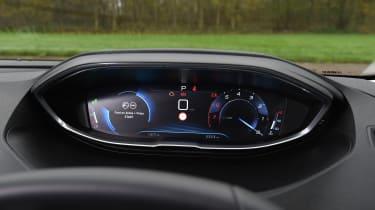 Peugeot 3008 - speedo