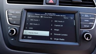 Hyundai i20 - radio