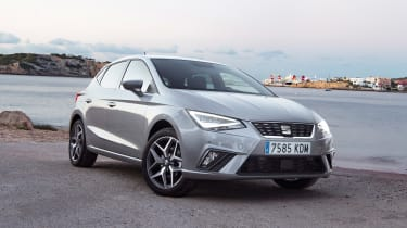 SEAT Ibiza diesel - front static
